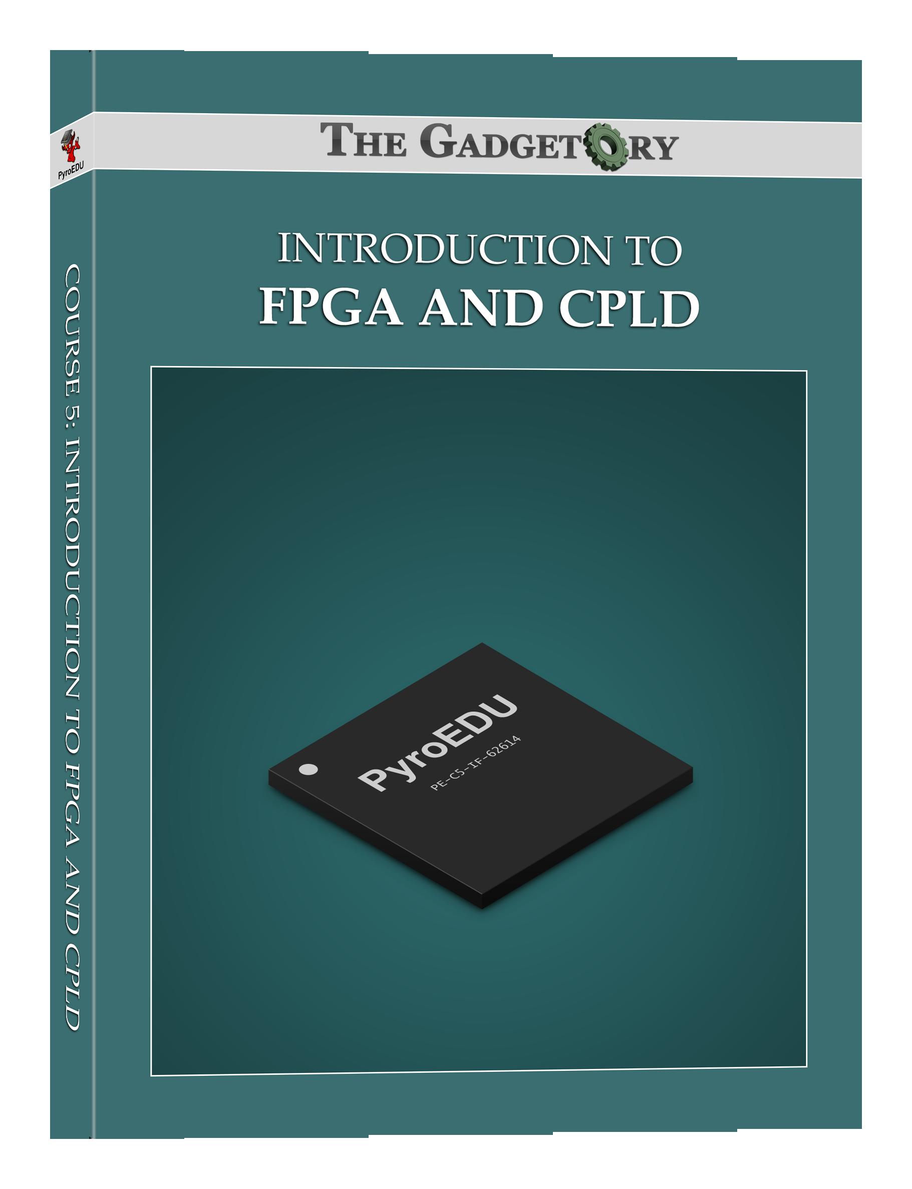 CPLD FPGA Course DVD