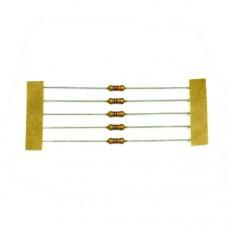 47kΩ Ohm Resistor (1/4 Watt)