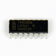 74HC595 8-Bit Shift Register