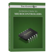 An Introduction To Microcontrollers (DVD)